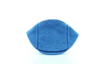 Obrázek Látkový okluzor modrý tmavý