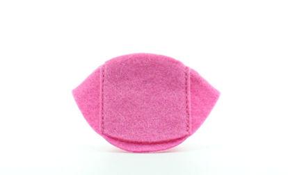 Obrázek Látkový okluzor růžový